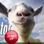 Goat Simulator-バグも盛り沢山!ヤギが主役の3Dアクションゲーム