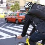 増加する高速道路への自転車迷い込みの原因はスマホ?