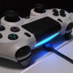 【ホワイト版PlayStation4を購入・レビュー】映像美と輝くコントローラー使用感調査!
