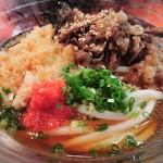 【高松駅から徒歩15分:オススメ老舗うどん屋「川福」】富山県民が驚いた長いモチモチ麺は美味い!