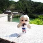【小豆島の超レア絶景観光:ダム巡りツーリング】ダムカード集めの旅!運が良いと桃太郎のお供に遭遇?