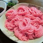 【生産地で選ぶ美味い素麺通販】オススメ「梅風味の美川手延べそうめん(愛媛)」は清涼感がタマラン