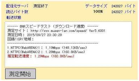 bnr-speedtest