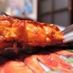 【ズワイガニ(5Lボイル)の美味しい食べ方!カニ燻製】軽く燻してオツマミ度が倍増や!