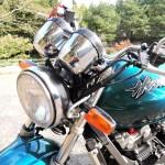【初めての路上は怖い?バイク公道デビュー感想】「バイク屋からの帰還」と「山道プチツーリング」
