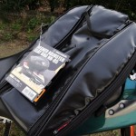 【250ccMTバイク(ホーネット)にシートバッグ装着】デグナー「NB-95」レビュー!取り外せばショルダーバッグ