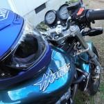 【ショウエイZ-7レビュー】軽量フルフェイスは初ヘルメットにもオススメ!エアインテークなど紹介