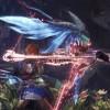 【MHW:ナナ武器弓「エンプレスアロー冥灯」鬼サポ構成】爆破&きのこ&広域&全状態異常のサポート特化